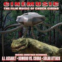 Cinemusic: The Film Music Of Chuck Cirino
