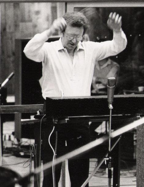 Roy Conducting