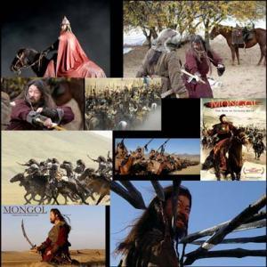 mongol-----