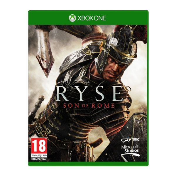 RYSE; SON OF ROME.