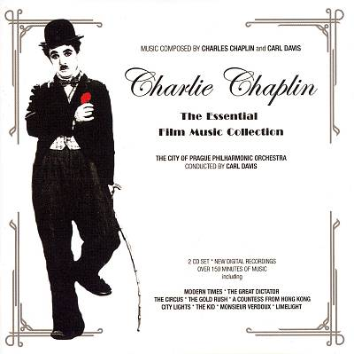 CHARLIE CHAPLIN-THE ESSENTIAL FILM MUSIC COLLECTION. (1/6)