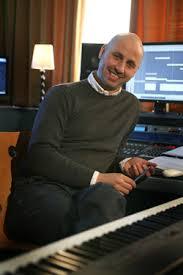 composer Dominik Scherrer