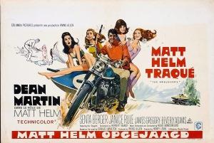 The Ambushers Poster (1967)