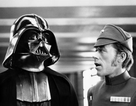 """Star Wars"" David Prowse 1977 Lucasfilm © 1978 John Jay"