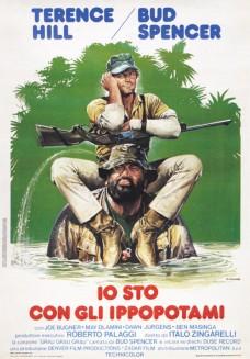 IoStoConGliIppopotami_ItalianPoster_RenatoCasaro-500x714