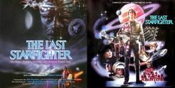Last Starfighter Booklet