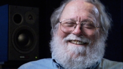 Composer Peter Schickele