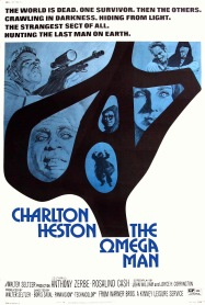The Omega Man 1971 poster 1