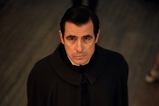 WARNING: Embargoed for publication until 00:00:01 on 07/12/2019 - Programme Name: Dracula - TX: n/a - Episode: Dracula - episode 2 (No. n/a) - Picture Shows: Dracula (CLAES BANG) - (C) Hartswood Films - Photographer: Robert Viglasky