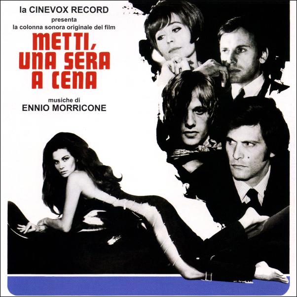 Metti Una Sera A Cena CD OST-PK 014