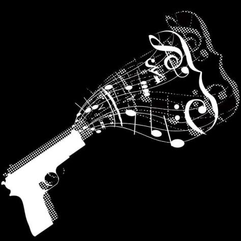 music_gun_logo_by_sorapyper